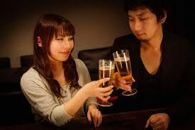 飲み会で男性や女性が好きな人に取る態度や行動をまとめてみた
